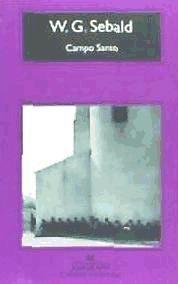 campo santo(libro )