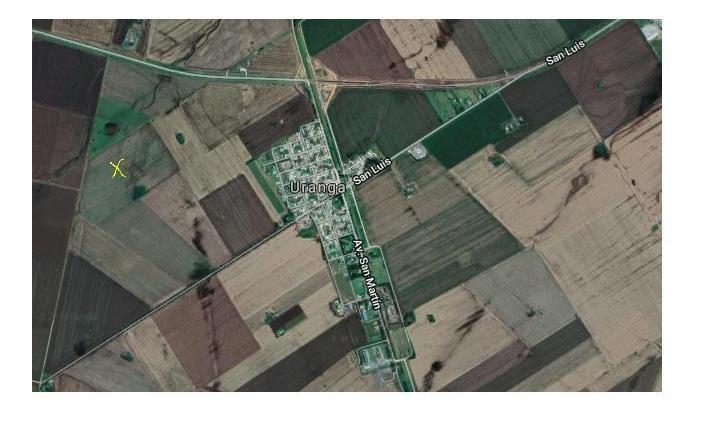 campo - uranga  a metros ruta provincial n° 26