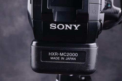 camra hd sony hxr-mc2000n 64gb memoria interna  aceptó cambi
