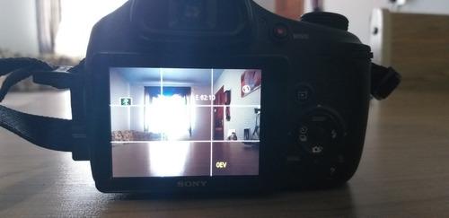 camêra sony cyber-shot 50x