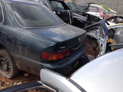 camry 2.2 16 v 4 cilindro  aut.  toyota 1995 venda peças