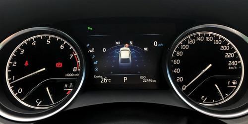 camry 3.5 xle v6 24v - com apenas 21 mil km - impecavel !!!