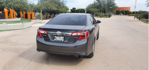 camry xle 2012