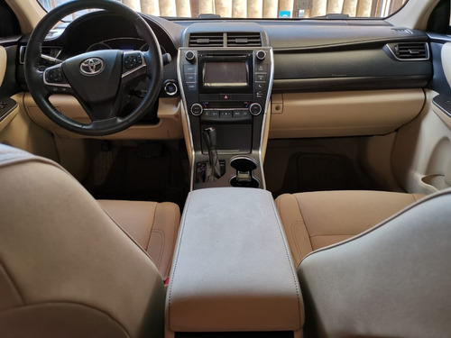 camry xle 2015 4 cilindros