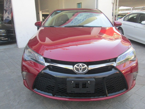 camry xse impecable 2017