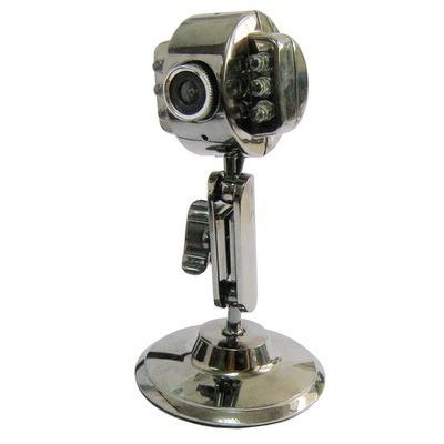 cams 5.0 mp camara 5000k pixele sin conductor pc 6 led luz