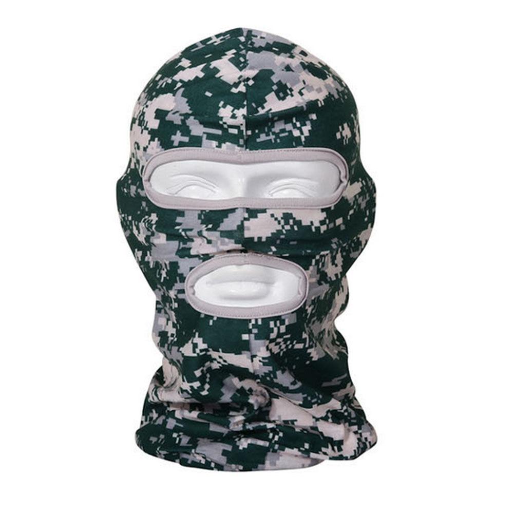 Camuflaje Patrón Pasamontañas Facial Máscara... (ft) - $ 40.990 en ...