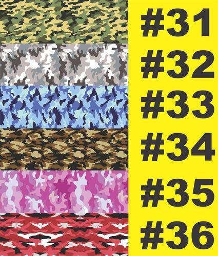 camuflaje tipo militar vinil stiker calcomania boom collage