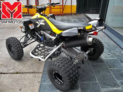 can-am 450 cuatriciclo