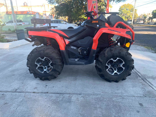 can am 570