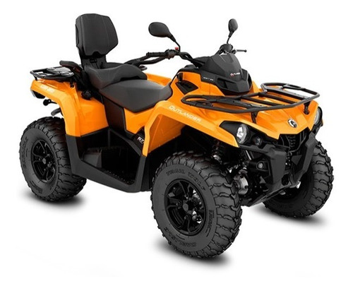 can am 570 max