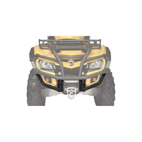 can-am 715000635 black atv lower bumper extension