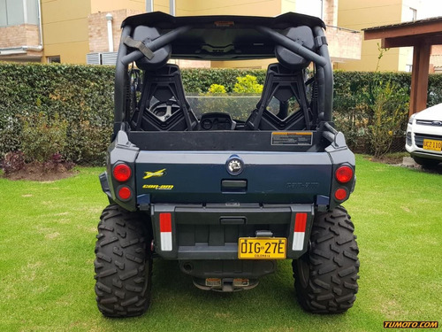 can am brp commader limited 4x4