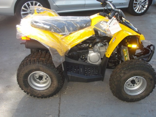can am - can-am - quadriciclo ds 90. 2015/2015