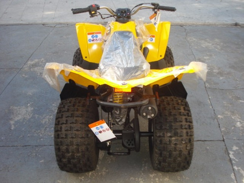 can am - can-am - quadriciclo ds 90. 2018