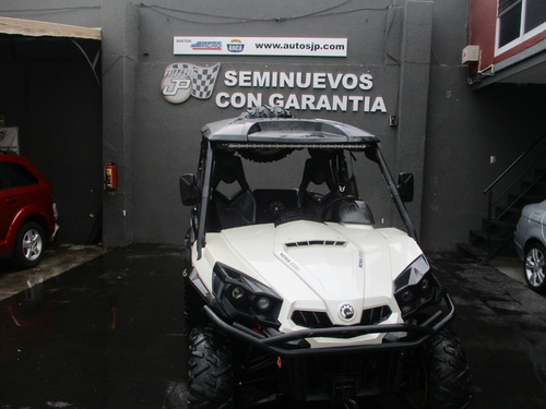 can am comander limited 2013