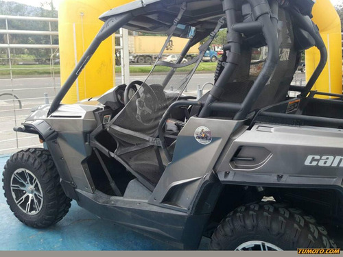 can am  commander limited 4x4