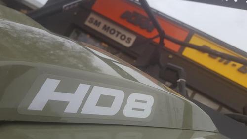 can-am defender 800 h8 0km agrario rural trabajo utv hd8