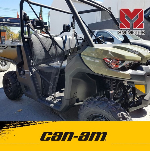 can-am defender 800 h8 camioneta caja rural campo hd8