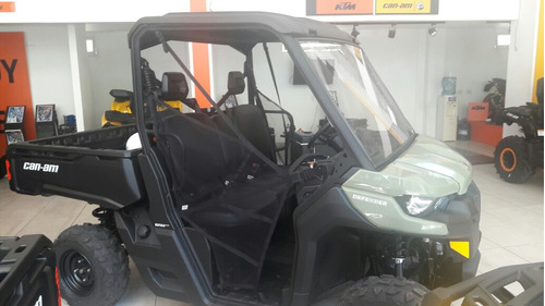 can-am defender 800 hd8 2017
