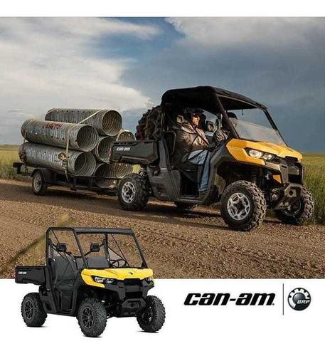 can am defender h8 0km 2019 automoto lanus