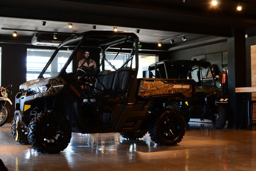 can am defender hd 10 xt   72 hp   0km 2016 gs motorcycle