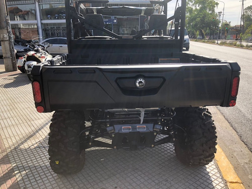 can am defender hd 8 dps