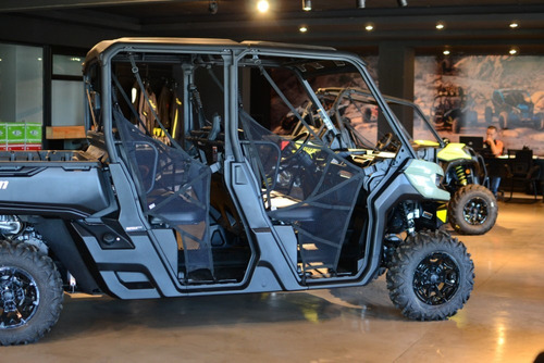 can am defender hd 8 max  gs motorcycle  0km 2018