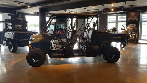 can am defender hd 8 max  gs motorcycle  0km
