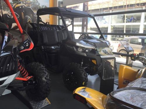 can am defender hd10 xt 3 plazas motoswift