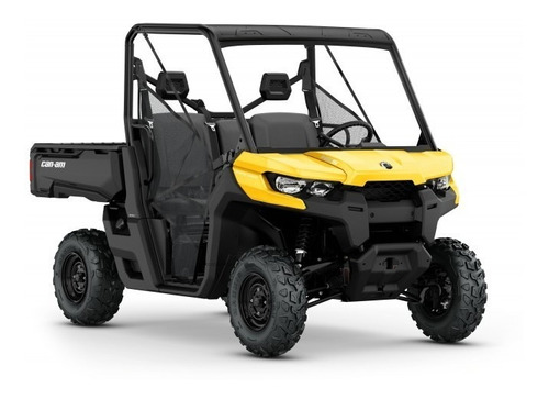 can-am defender hd5 dps- entrega inmediata - palermo bikes