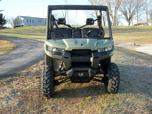 can am defender hd8