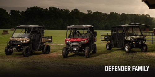 can am defender hd8 dps 3 plazas