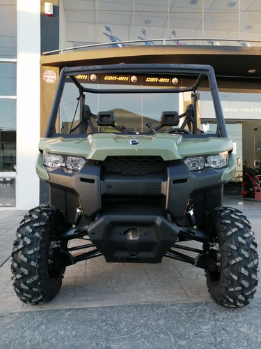 can am defender hd8 dps
