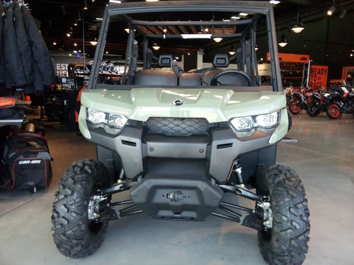 can am defender max hd8 dps 0km 2018