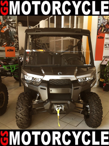 can am defender xt hd 10gs motorcycle 2016