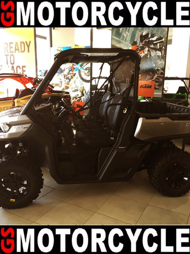 can am defender xt hd 10gs motorcycle devoto