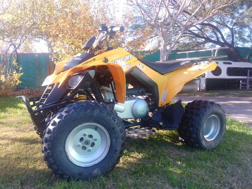 can-am ds 250 - 2008