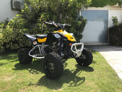 can am ds 450 x mx  puerto madero no kfx yfz polaris raptor