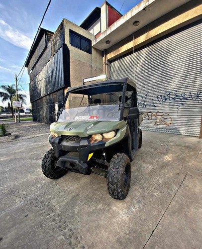 can-am hd8
