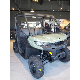 Can-am Hd8 Defender