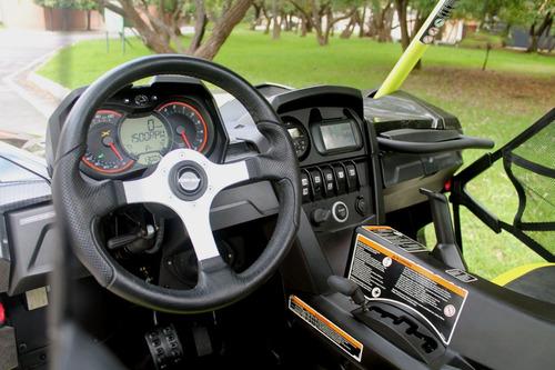 can am maverick 1000 cc turbo gps, sonido, 2015