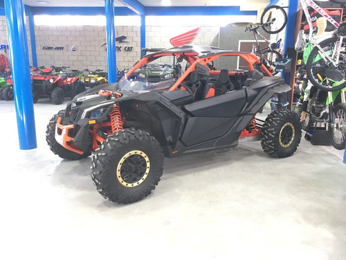 can am maverick x3 2016 - bleink pinamar