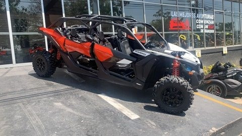 can am maverick x3 ds 2020