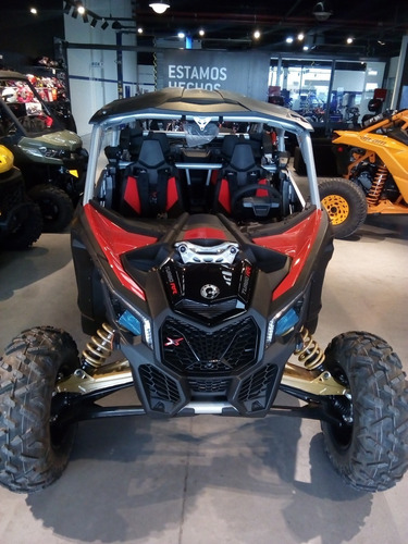 can am maverick x3 rs max 195 hp