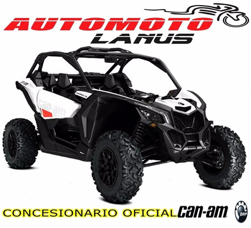 can am maverick x3 std 0km 2017 automoto lanus