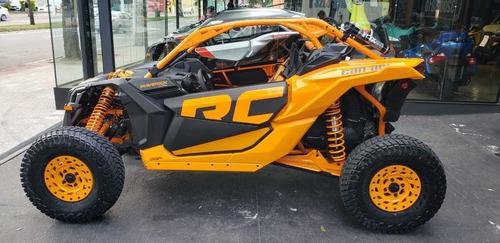 can-am  maverick x3 x rc turbo rr. 2020