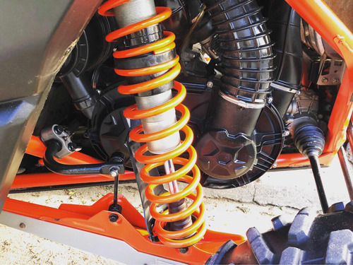 can-am maverick x3 xrs 154 hp