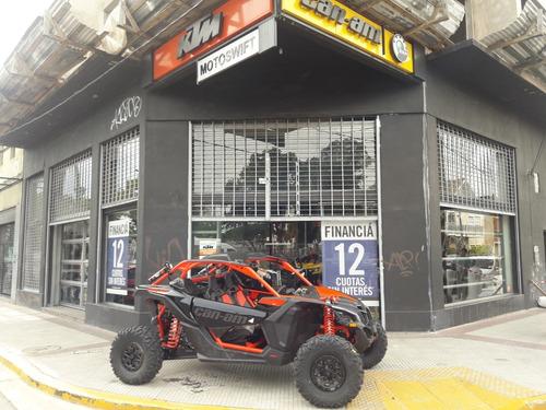 can am maverick x3 xrs 195hp unica unidad -polaris motoswift