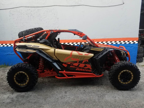 can-am maverick x3 xrs, 2017